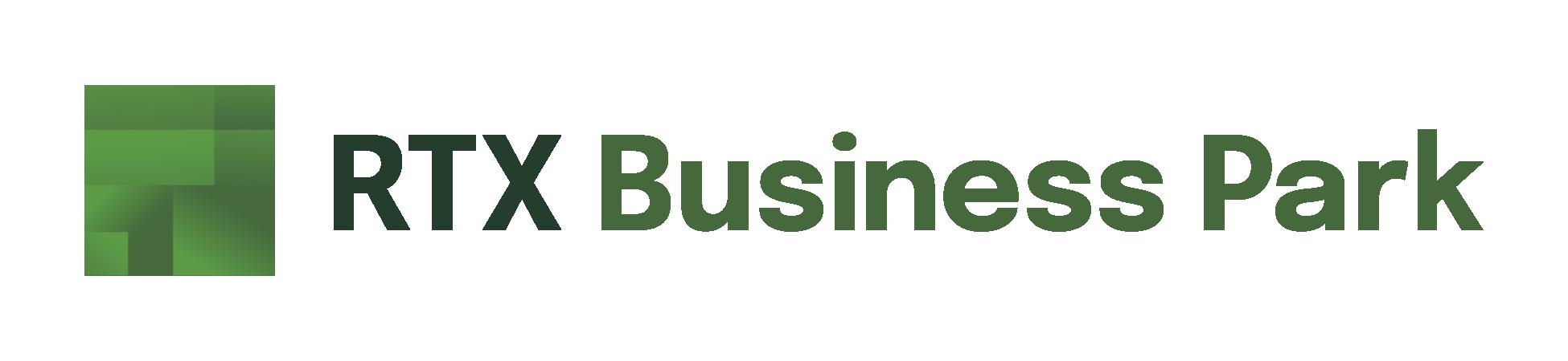 RTX Business Park - Logo